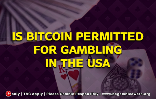 Is Bitcoin Permitted for Gambling in the USA?