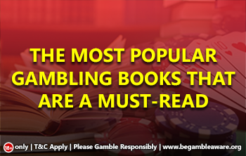 The most popular gambling books that are a must-read