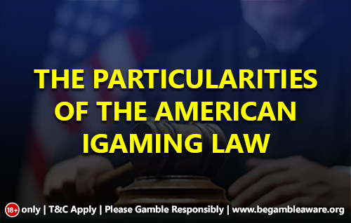 The particularities of the American iGaming Law